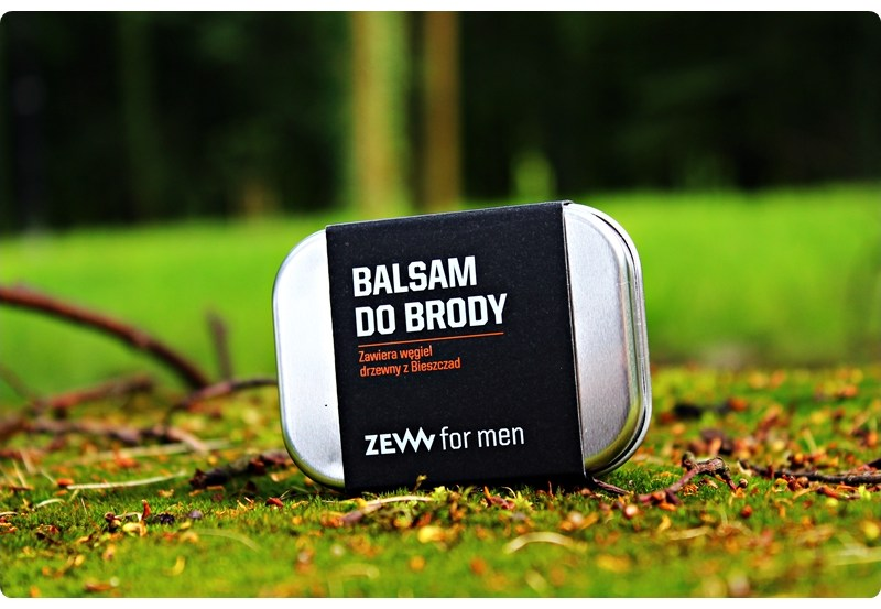 ZEW for men balsam do brody – recenzja