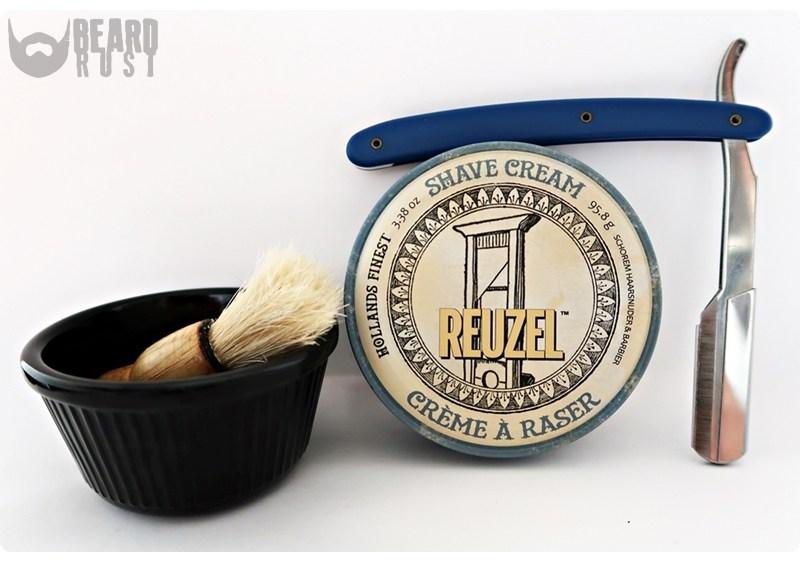 Reuzel Shave Cream (Crème à Raser) – recenzja kremu do golenia