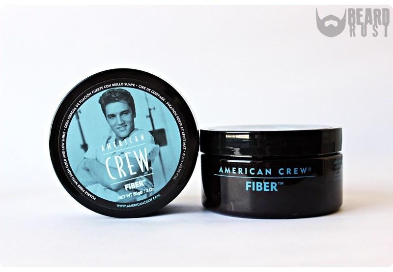 American Crew Fiber – recenzja pasty do włosów