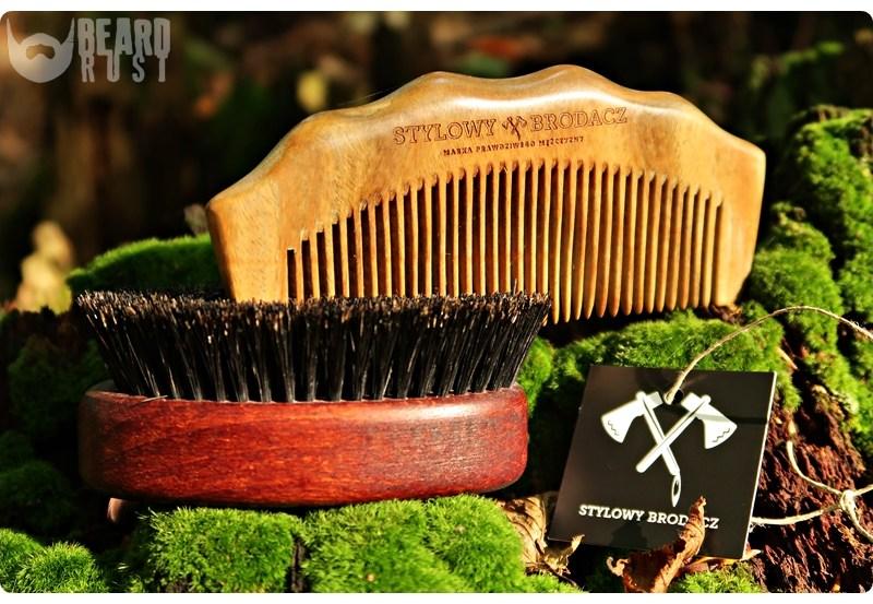 Stylowy Brodacz – recenzja kartacza i grzebienia do brody