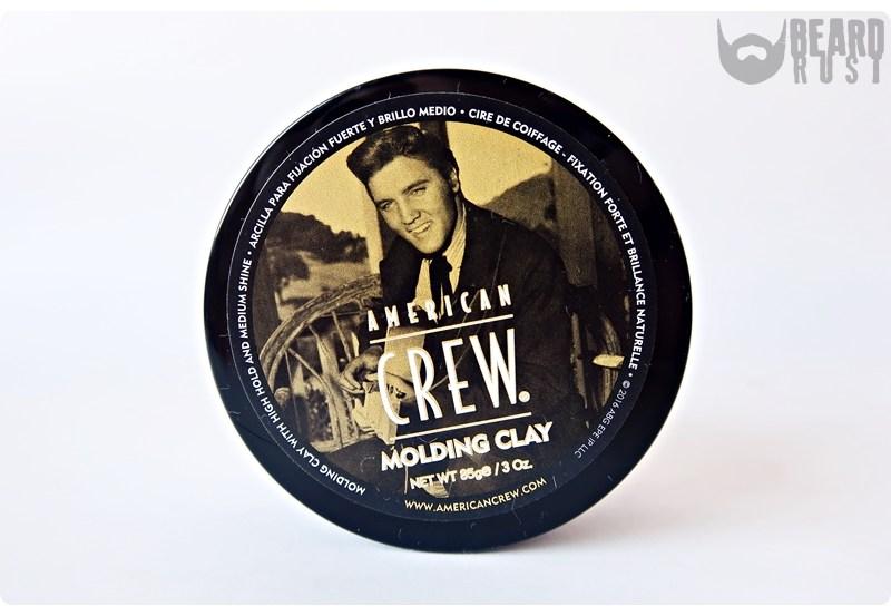 American Crew Molding Clay – recenzja glinki do włosów