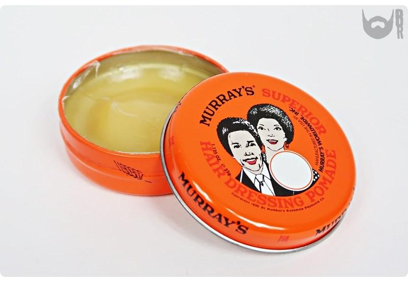 Murray's Superior Hair Dressing Pomade – recenzja woskowej pomady do włosów