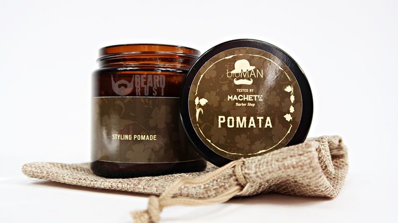 bioMAN Pomata Styling Pomade – recenzja pomady do włosów