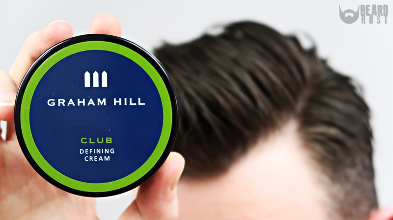 Graham Hill Club Defining Cream – recenzja kremu do włosów