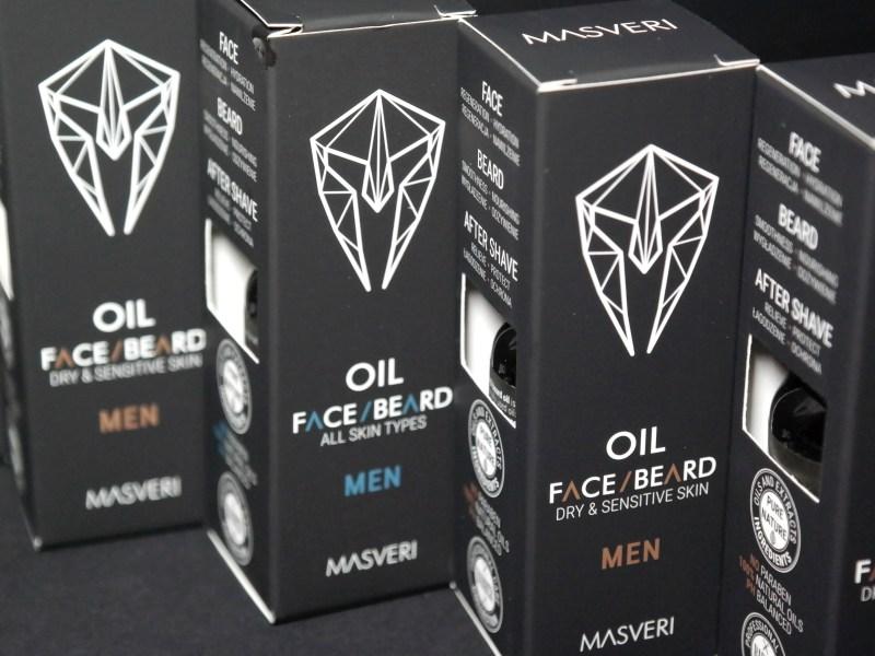 Masveri Face/Beard Oils – recenzja olejków do twarzy i brody (+ KONKURS)