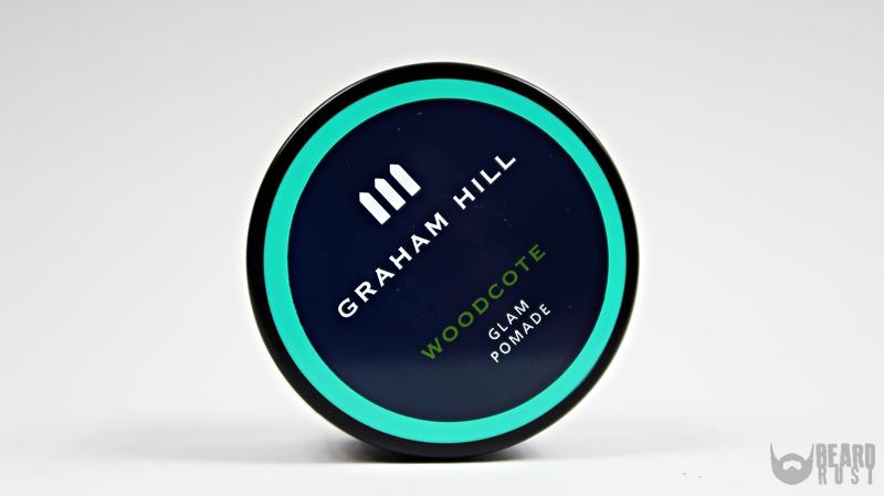 Graham Hill Woodcote Glam Pomade – recenzja pomady do włosów
