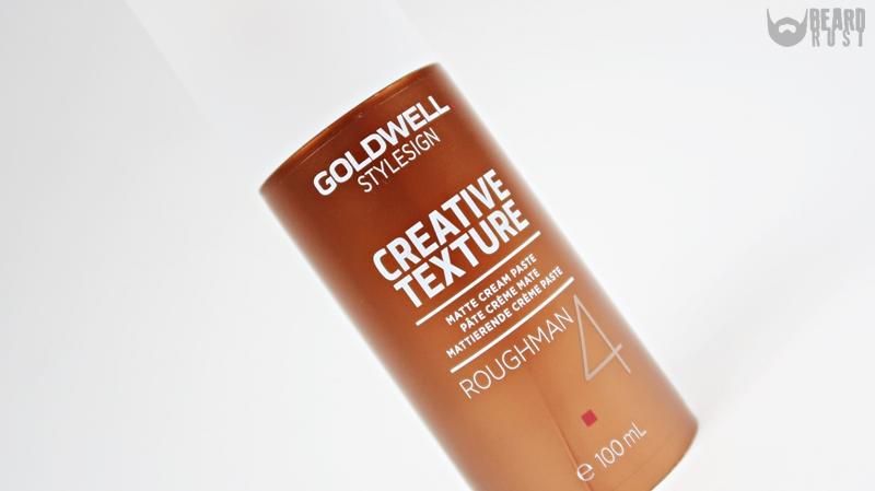 Goldwell Roughman – recenzja kremowej pasty matującej