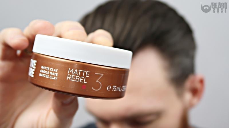 Goldwell Matte Rebel Clay – recenzja glinki do włosów