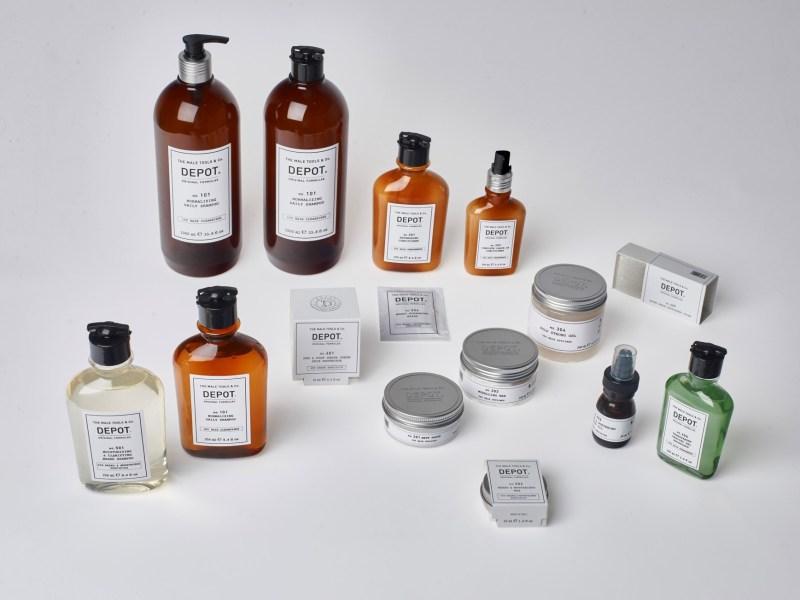Depot Male Tools & Co. – recenzja kosmetyków z serii 100-500