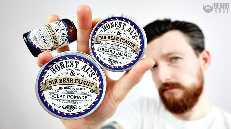 Mr Bear Honest Al's The Unique Elixir (Limited Edition) – recenzja kosmetyków