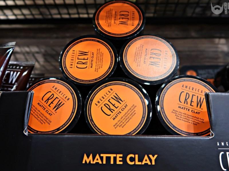 American Crew Matte Clay – recenzja glinki do włosów