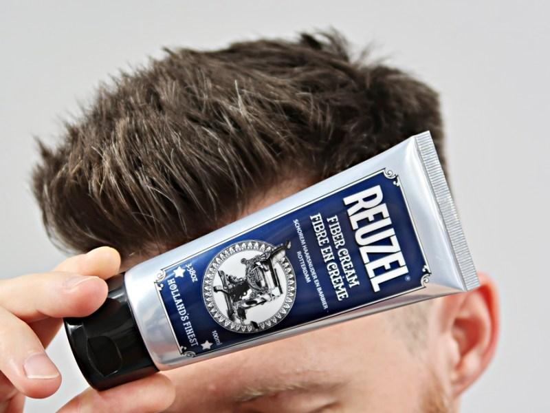 Reuzel Fiber Cream – recenzja włóknistego kremu do włosów