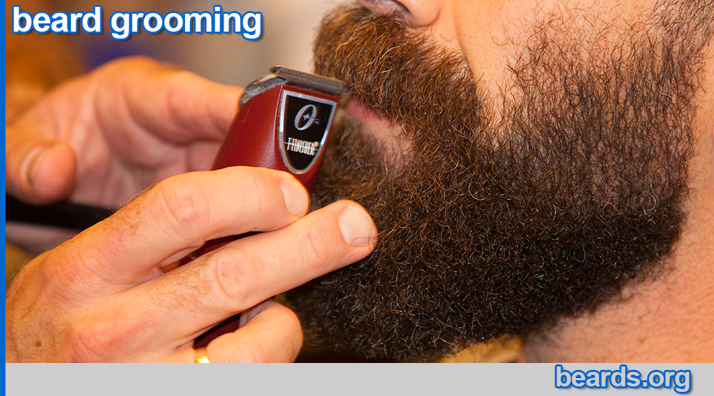 beard grooming featured image