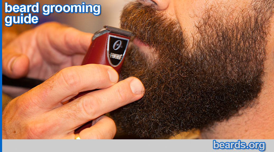 beard grooming guide featured image