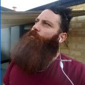 Brock, beard photo 4