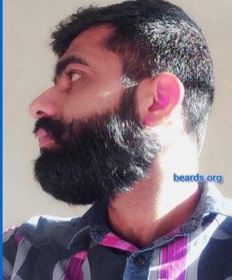 Today's beard: Joshua
