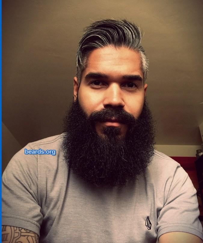 Richard: today's beard, 2016/12/06