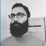 Appanna, beard photo 3