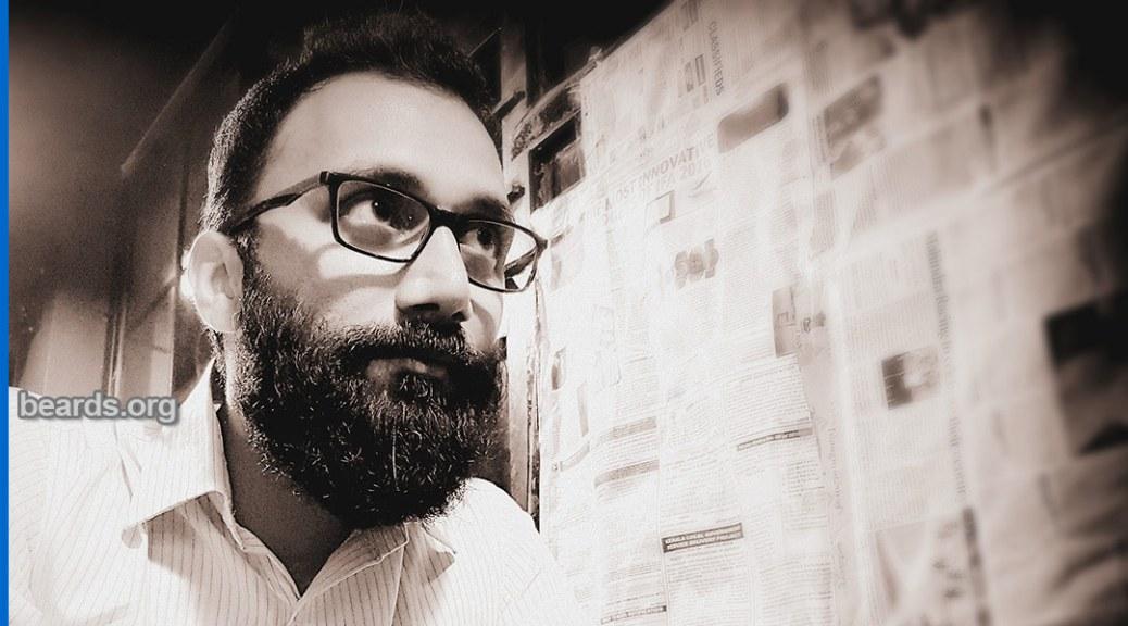 Appanna, featured beard image