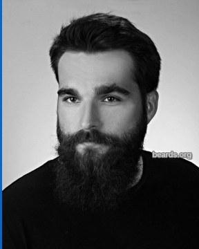 Marcin, beard photo 3