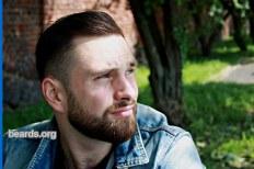 Michał's beard photo 2