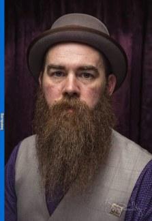 Mike, beard photo 5, by @joefriendlyphotography