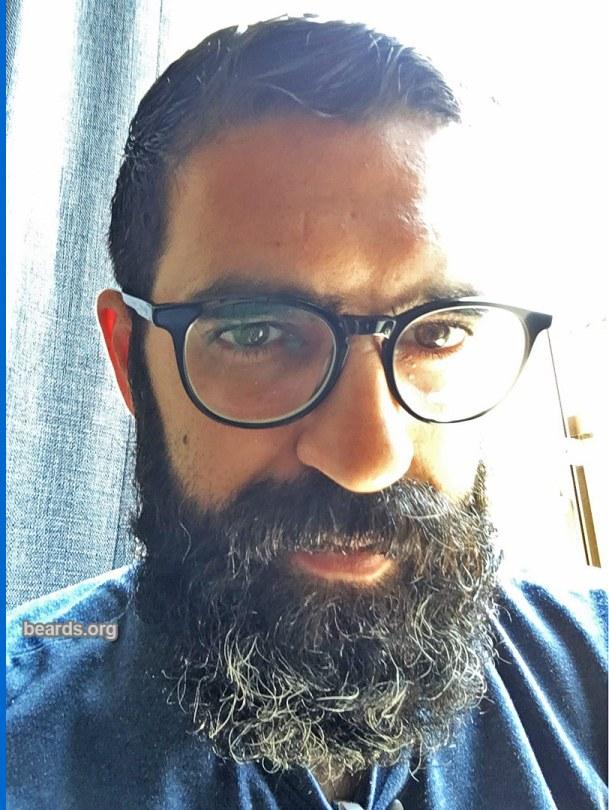 Thiago, beard photo 4