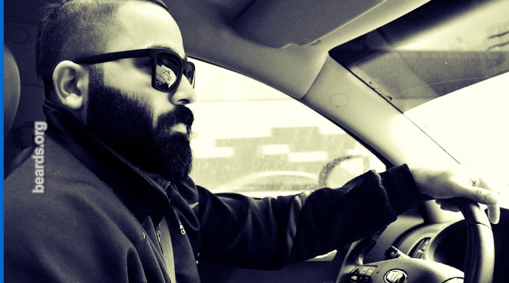 Fiyas' beard photo 4