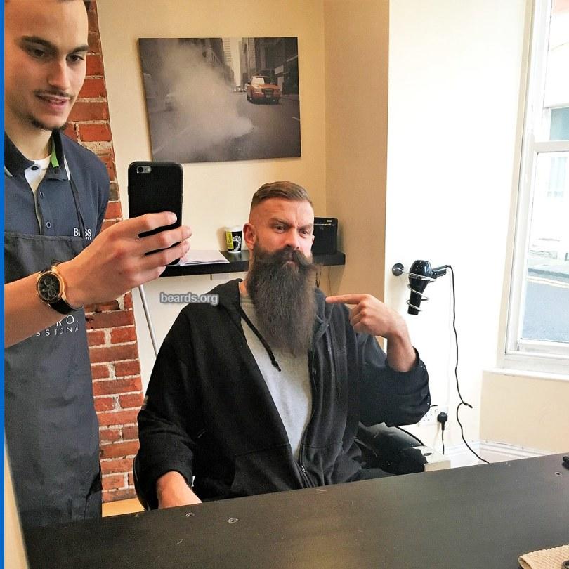 Andy, beard photo 7