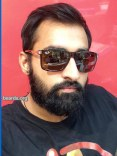 Rahul, beard photo 6