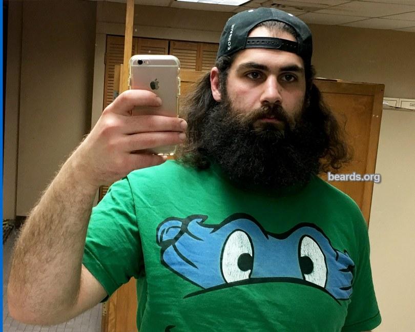John, beard photo 2