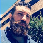 Sam, beard photo 3