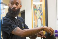 Virgil, barber beard image 3