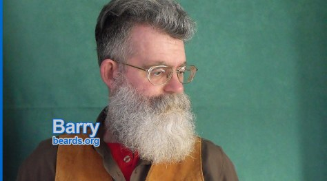 Barry's great beard, featured image