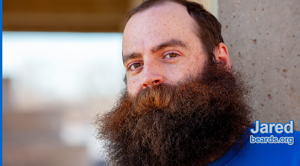 Jared's amazingly-awesome beard featured image 1