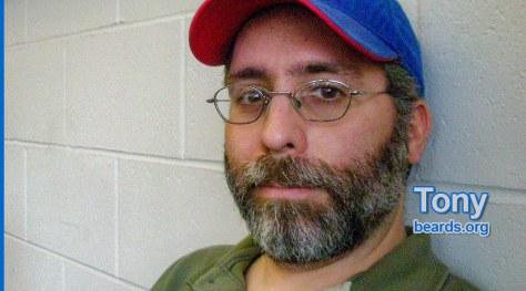 Tony's classic full beard feature image 1
