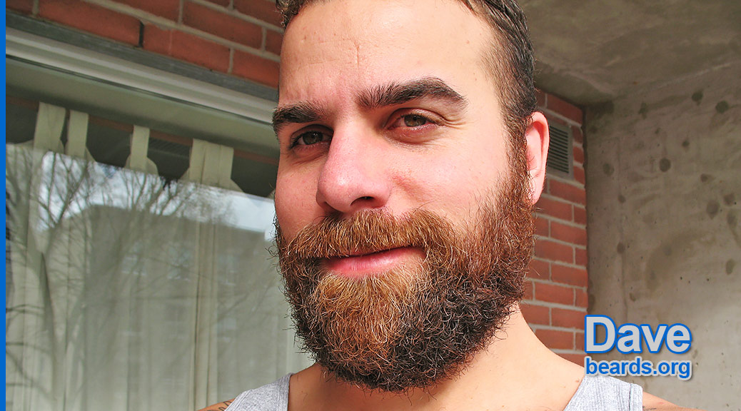 Dave's excellent beard success story feature image 1