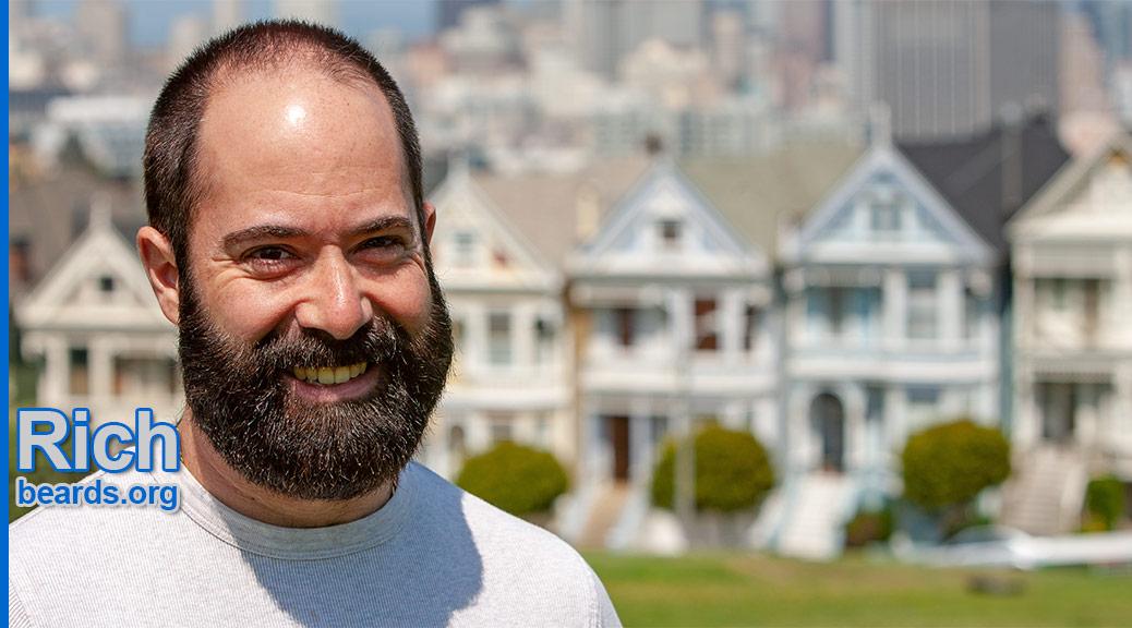 Rich's amazing beard feature image 1