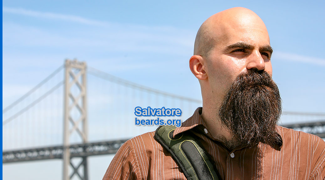 Salvatore: the goatee supremacy beard feature image 1