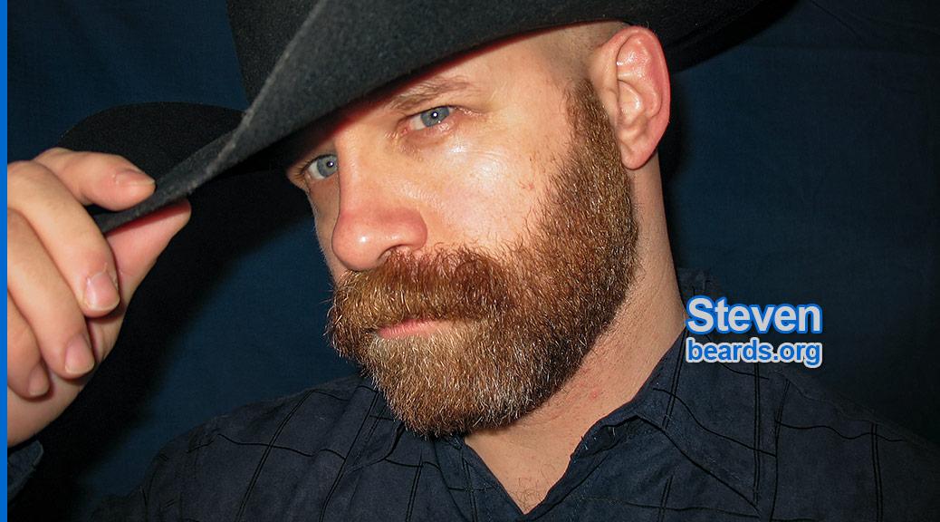 Steven: bearded adventurer beard feature image 1