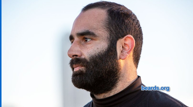 Chris with beard, featured image