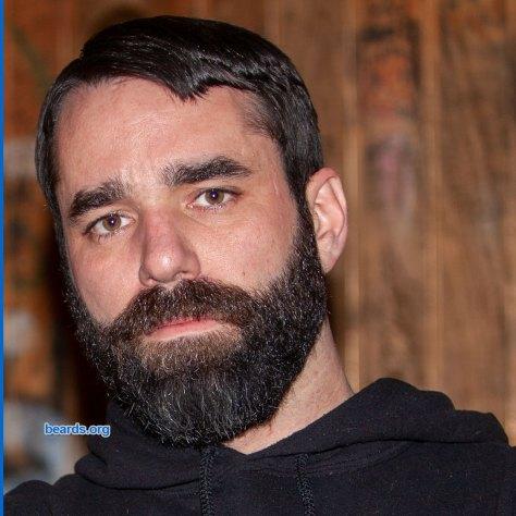 John, full beard