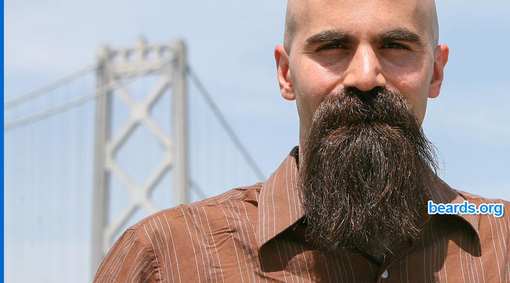 Salvatore: great day for beard photography, featured image