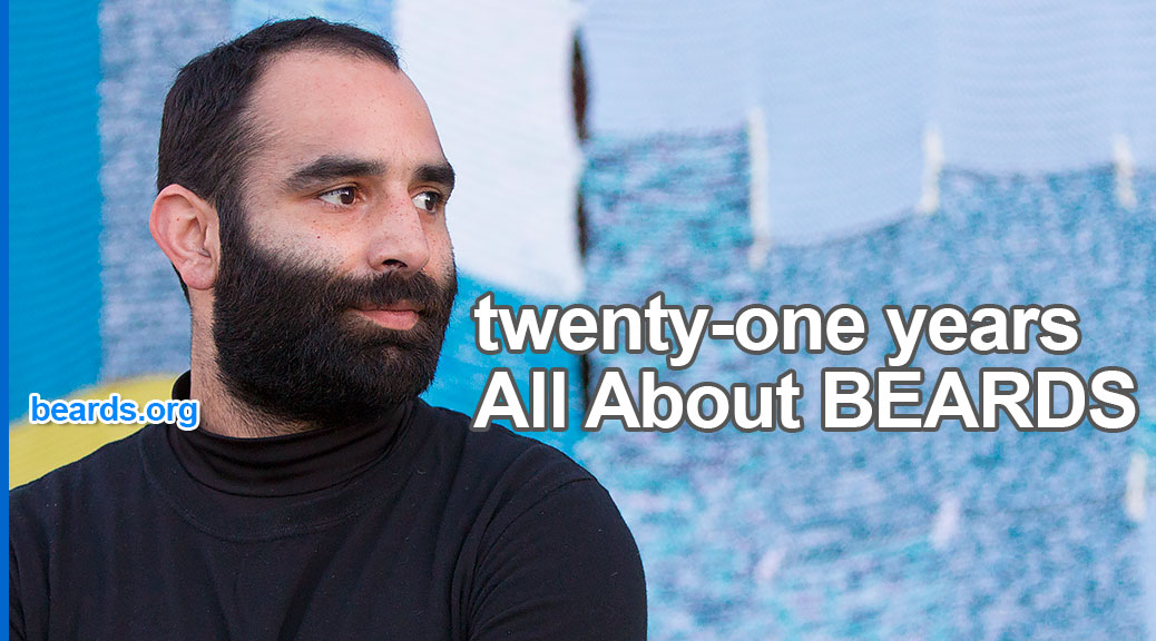 twenty-one years All About BEARDS featured image