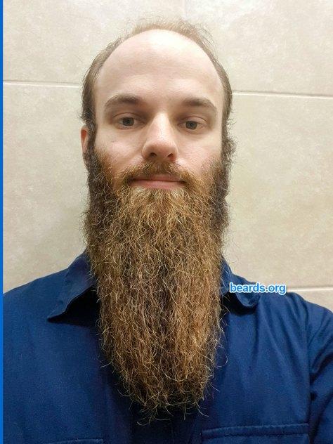 Year-beard achievement day: Michael on July 1, 2021.