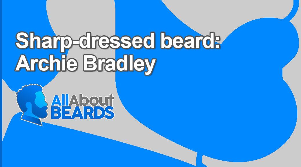 Archie Bradley, sharp-dressed beard featured image