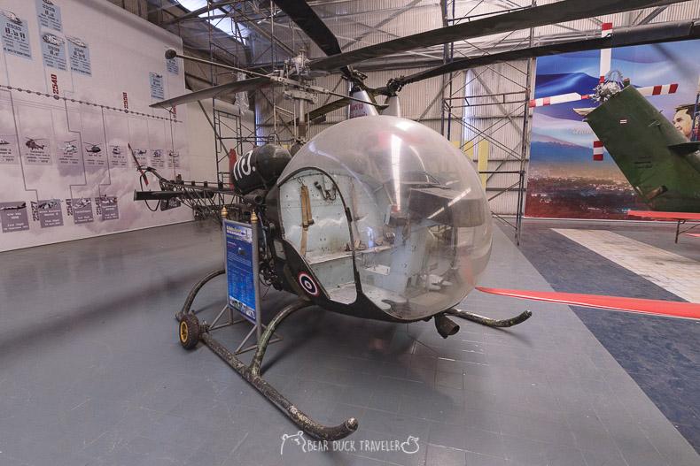รีวิว เที่ยว ข้อมูล พิพิธภัณฑ์ เครื่องบิน กองทัพอากาศ