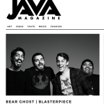 Java Magazine Bear Ghost