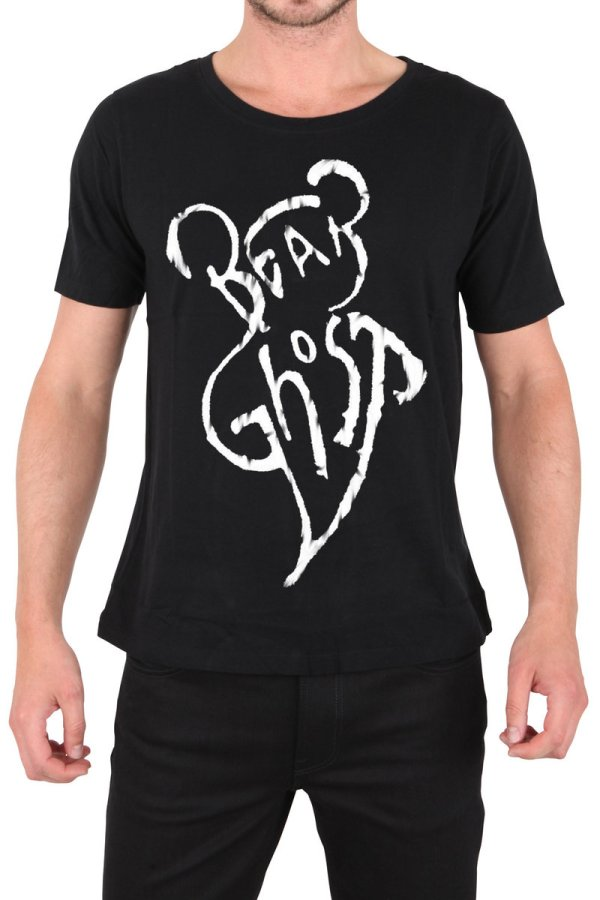 Bear Ghost Logo T-Shirt