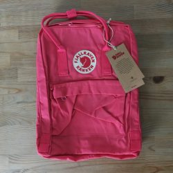 Kanken without packaging plastic